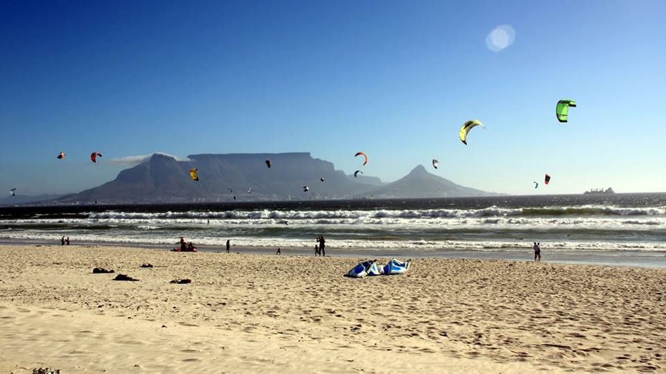 Best Kitesurfing Spots In Cape Town