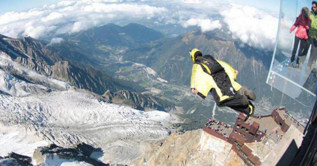 Some Of The Best Wingsuit Flying Destinations Worldwide