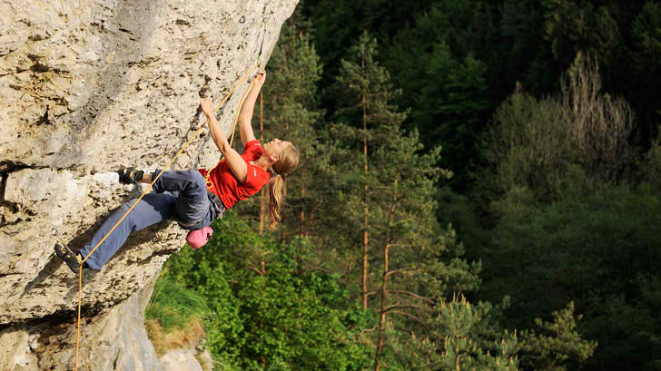 rock climbing destinations